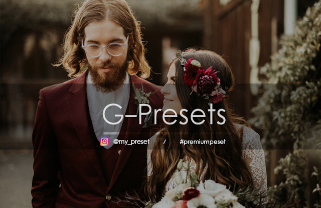 G-Presets untuk lightroom android