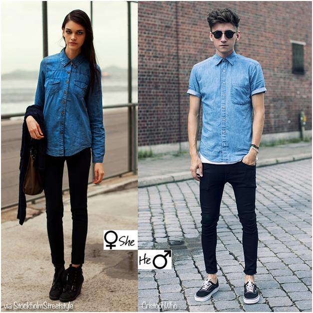 Phong cách thời trang Unisex thể hiện điều gì?
