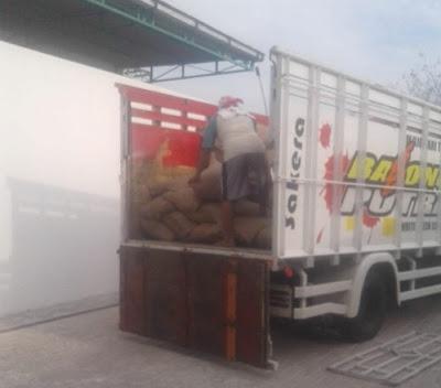 Angkutan Truk Barang Surabaya Semarang