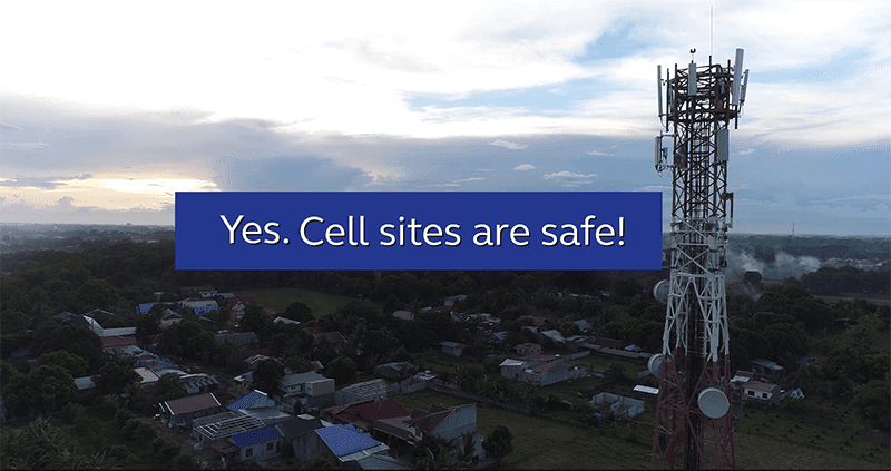 DOH: Cell sites do not cause health hazards