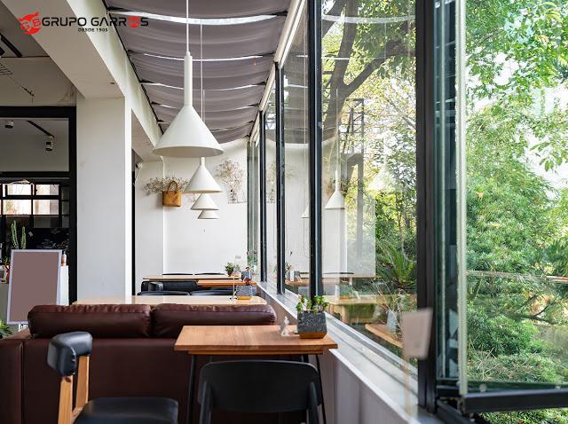 cerramientos restaurantes Zaragoza