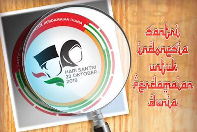 Hari Santri Nasional (HSN) Tahun 2019