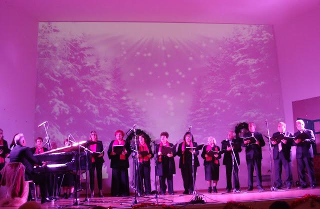 Η Δημοτική Χορωδία Επιδαύρου στην Πρωτοχρονιάτικη συναυλία του Δήμου Νεμέας