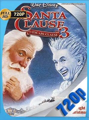 Santa Claus 3 Por una Navidad sin frío (2006) HD[720P] latino[GoogleDrive] DizonHD