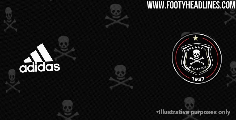 Exclusive: Orlando Pirates 21-22 Home Kit Design Leaked ...