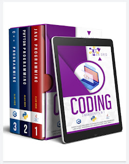 CODING: 3 MANUSCRIPTS IN 1: Everything You Need To Know to Learn PROGRAMMING Like a Pro. This Book includes PYTHON, JAVA, and C ++