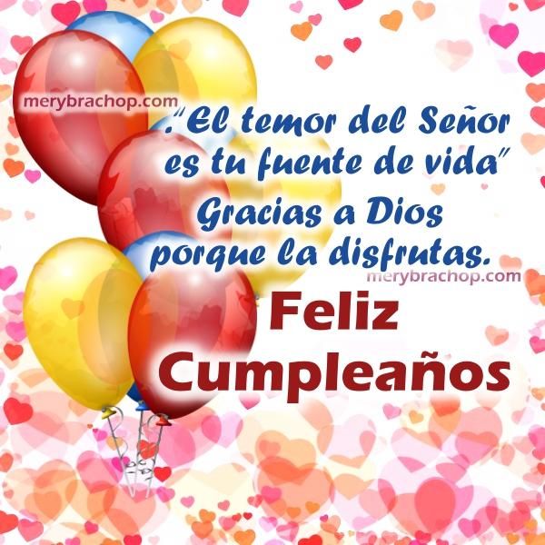 mensaje cumpleaños hija globos bonitos para felicitar