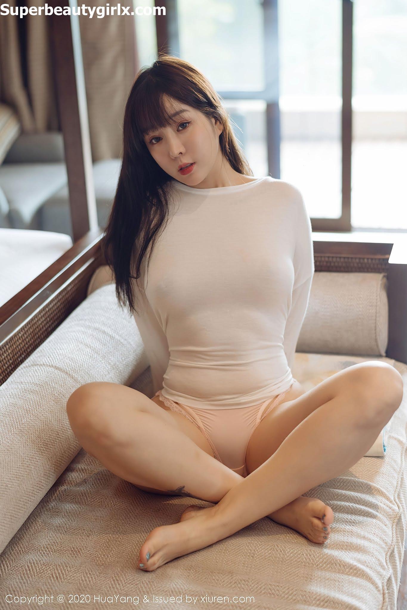 HuaYang-Vol.306-Wang-Yu-Chun-Superbeautygirlx.com