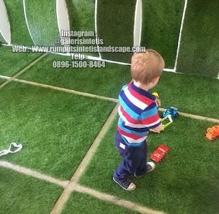 jual rumput sintetis taman bermain