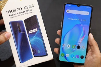 Review Spesifikasi Realme X2 Pro, Smartphone Tangguh dengan Kamera 64 Megapixel