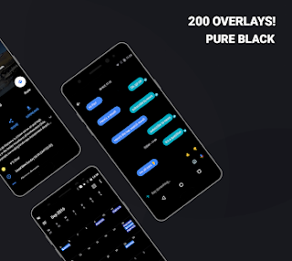 Swift Black Substratum Theme v25.5 PATCHED APK