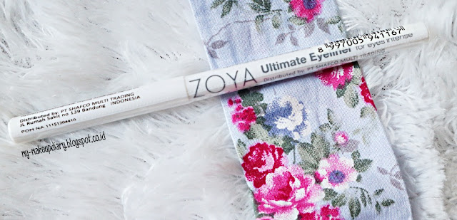 REVIEW ZOYA ULTIMATE EYELINER