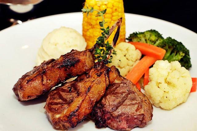 Wadihana Islamic Steakhouse (WISH)