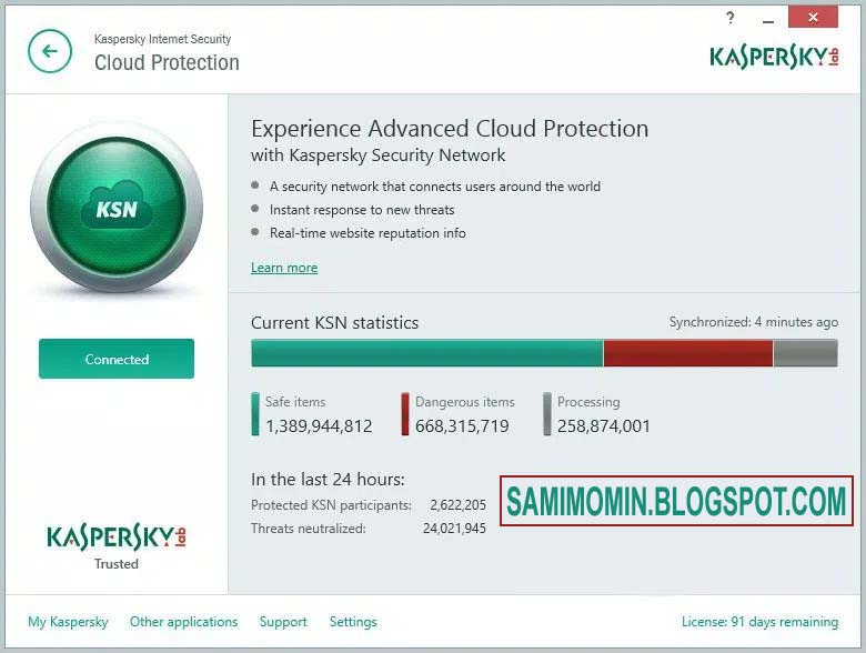HACK Kaspersky Internet Security 2016 v16.0.0.614 Build 8529