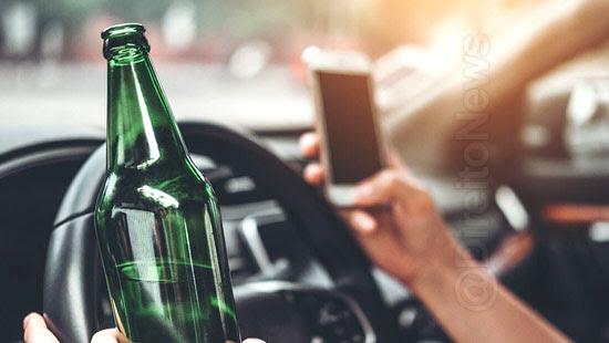 embriaguez volante jurisprudencia tempo crime direito