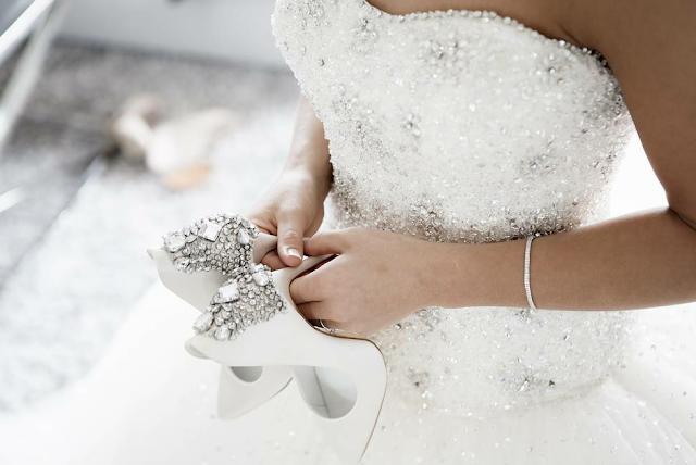 Suknia ślubna w rozmiarze XXL