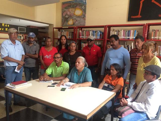 Hacia el Fortalecimiento del Poder Popular. Presidente Nicolas Maduro prometió reunirse con lo voceros comunales de Falcón por lo menos una vez al mes