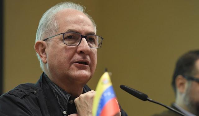 LATINOAMÉRICA: Exiliado Antonio Ledezma alertó que protestas en sur de América es provocada por Maduro y Cuba.
