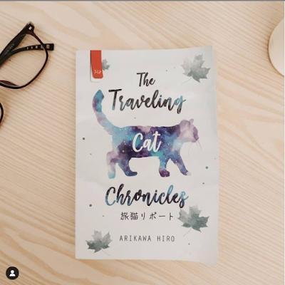 Review The Travelling Cat Chronicles, Arikawa Hiro