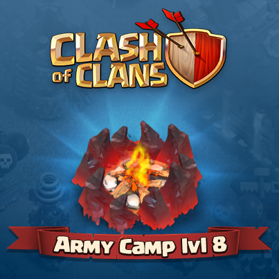 Clash Of Clans X Bow Level
