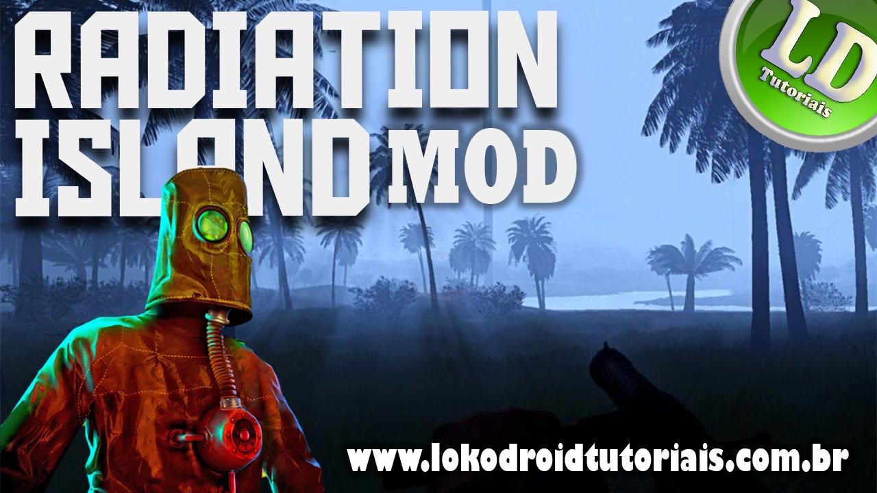 Apocalypse Radiation Island 3D Mod -LokoDroid