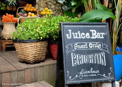 Ngenyot Ngedot Ngempeng Susu di Farmhouse Susu Lembang, Bandung buah dan sayuran segar hijau
