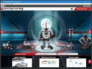 برنامج, إحترافي, لتصميم, وبرمجة, روبوتات, LEGO