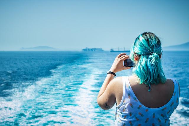 Travesía del Estrecho de Gibraltar
