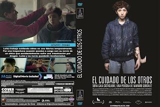 CARATULA EL CUIDADO DE LOS OTROS 2019[COVER DVD]