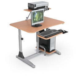 discount ergonomic desk