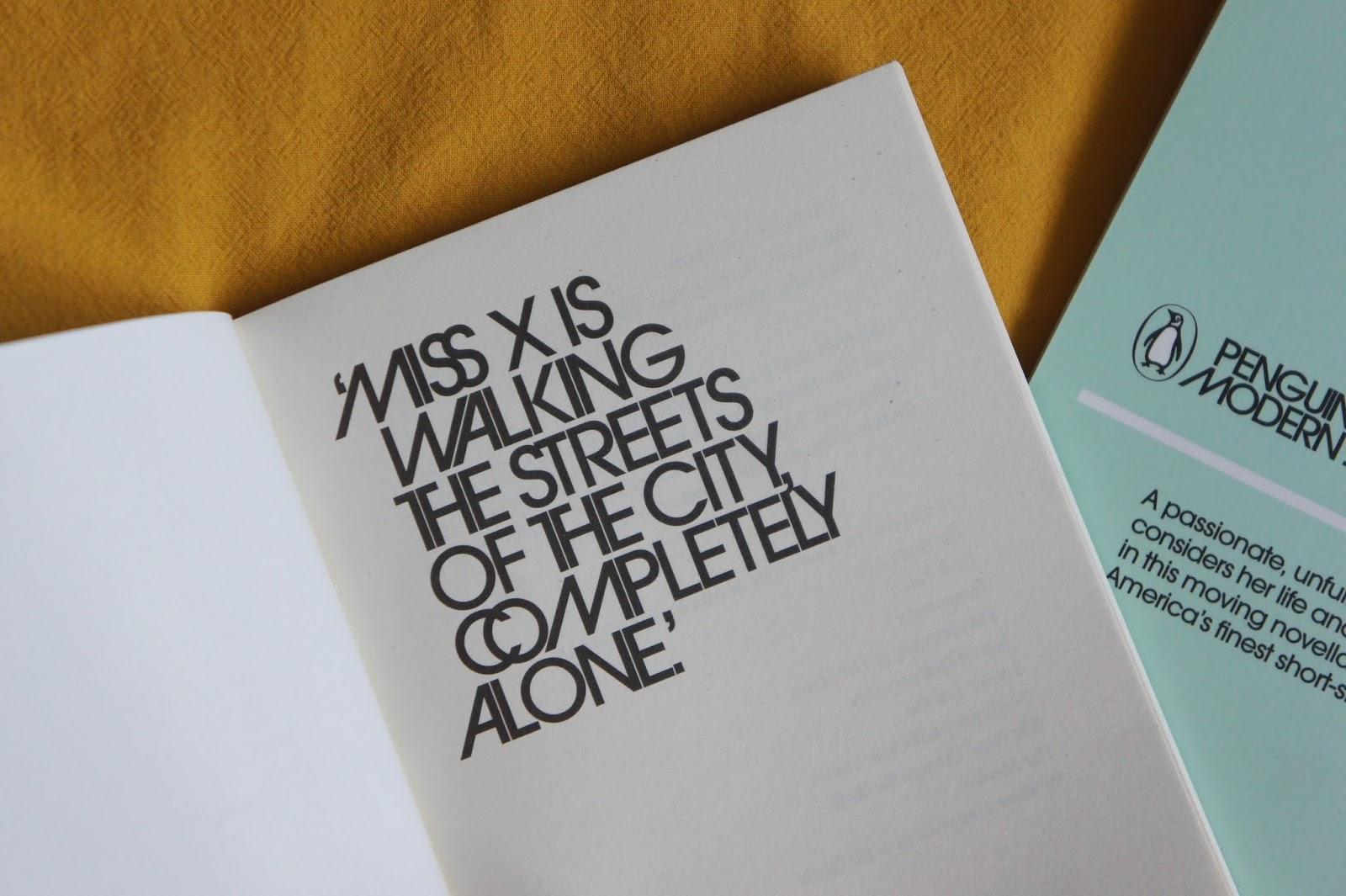 miss x shirley jackson short stories blogger's bookshelf