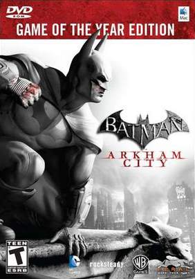 Batman Arkham City (GOTY) [Full] Español [Google Drive] [MEGA]