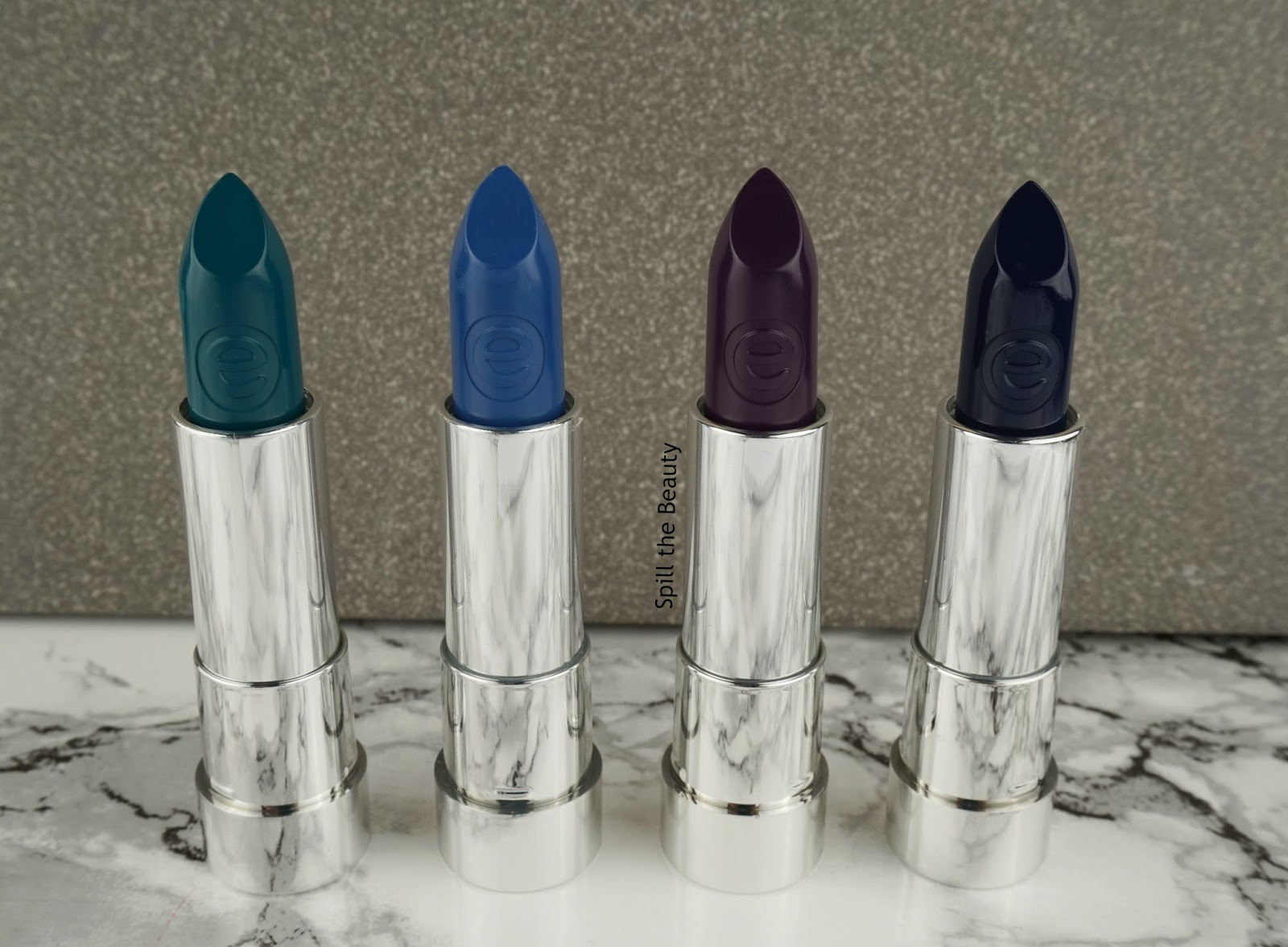 Essence 'Matt Matt Matt Vibrant Shock' Lipstick Collection – Review, Swatches, and Looks