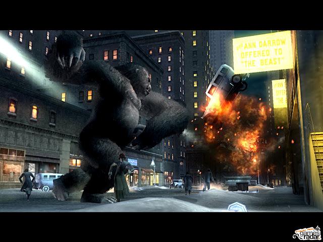 دابهزاندنی یاری King Kong بۆ كۆمپیتهر
