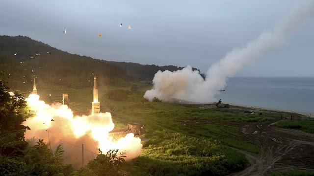Corea del Norte condenó ejercicios militares entre EEUU y el Sur
