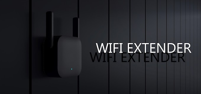 How can I use a WIFI extender for home network?