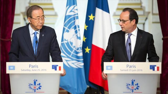 """Hollande: El brexit provoca """"un interrogante para todo el planeta"""""""