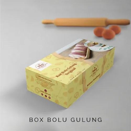 Cetak Box Bolu