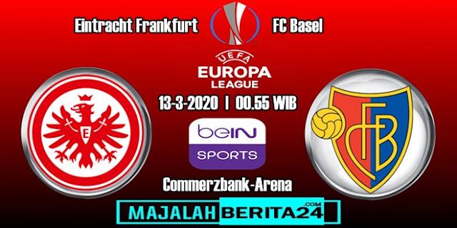 Prediksi Eintracht Frankfurt vs FC Basel