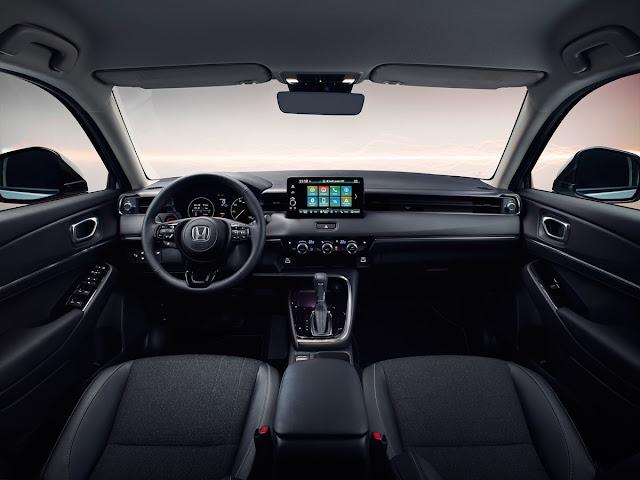 Το νέο Honda HR-V e:HEV