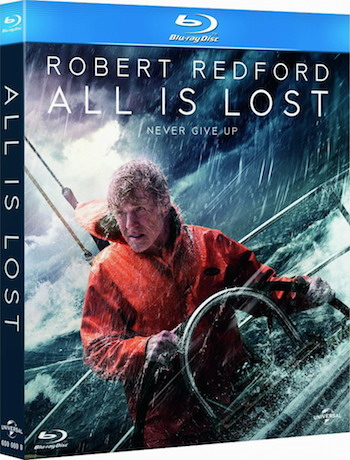All Is Lost 2013 Dual Audio Hindi 720p BluRay 950mb