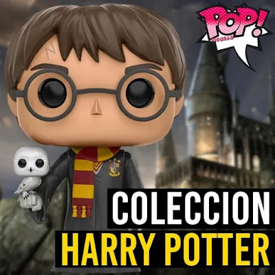 Coleccion funko pop de Harry Potter lista completa
