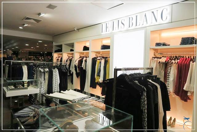 Moda casual e moda luxo, no 4º e 5º andares da Monalisa