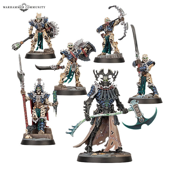 Kainan's Reapers