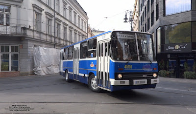 Ikarus 260, Muzeum Inżynierii Miejskiej