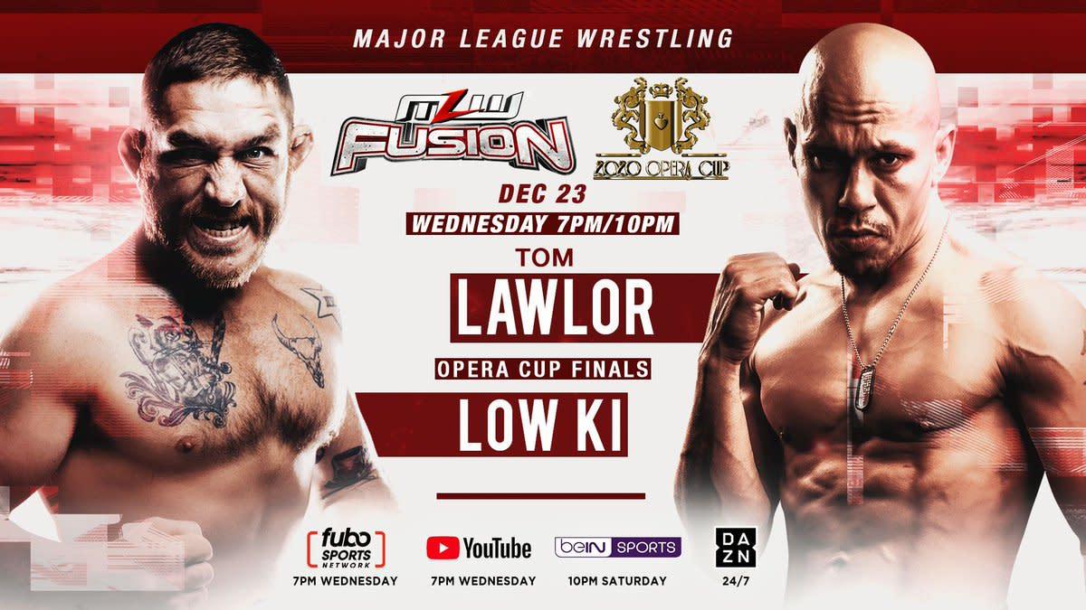 Cobertura: MLW Fusion (23/12/2020) – Corrida pelo ouro!
