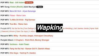 Wapking Illegal Movies HD Download Website