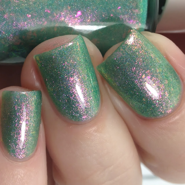 Great Lakes Lacquer-Love Wins