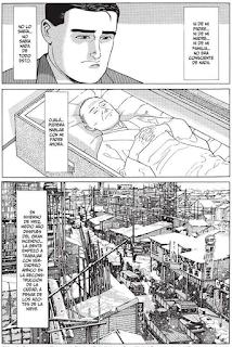 El Almanaque de mi Padre (Chichi no Koyomi) de Jirō Taniguchi, ed. Trazado, Planeta Cómic.