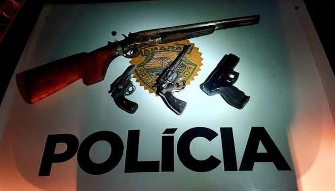 CPF cancelado: Três assaltantes são mortos após confronto com a PM em Mangueirinha